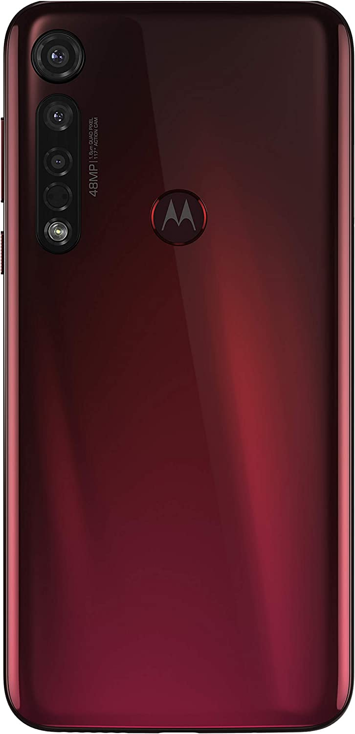 Motorola G8 Plus mit Stock Android