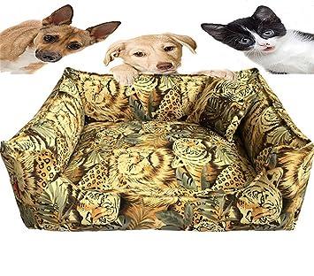 Ange Cama para Perros?Cama para Gato, fácil de Limpiar?Perro Sofa: Amazon.es: Deportes y aire libre