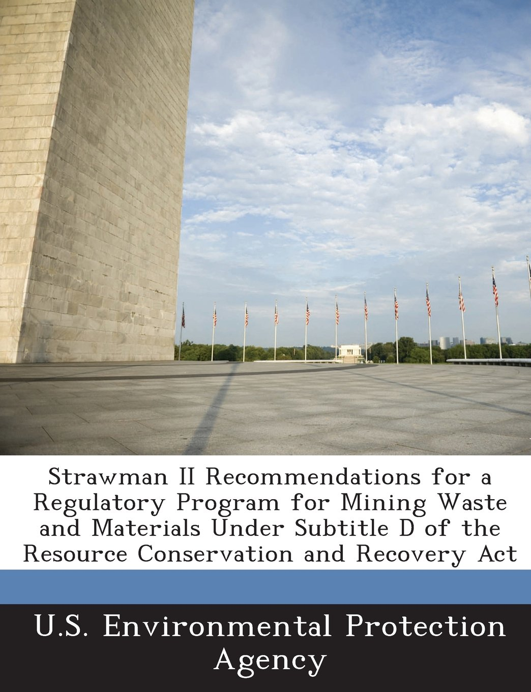Download Strawman II Recommendations for a Regulatory Program for Mining Waste and Materials Under Subtitle D of the Resource Conservation and Recovery ACT ebook