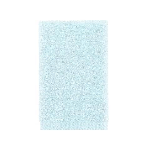 La Mousseuse Towels * Luxury Egyptian Cotton Hand Towel, Porcelaine (Soft Blue)