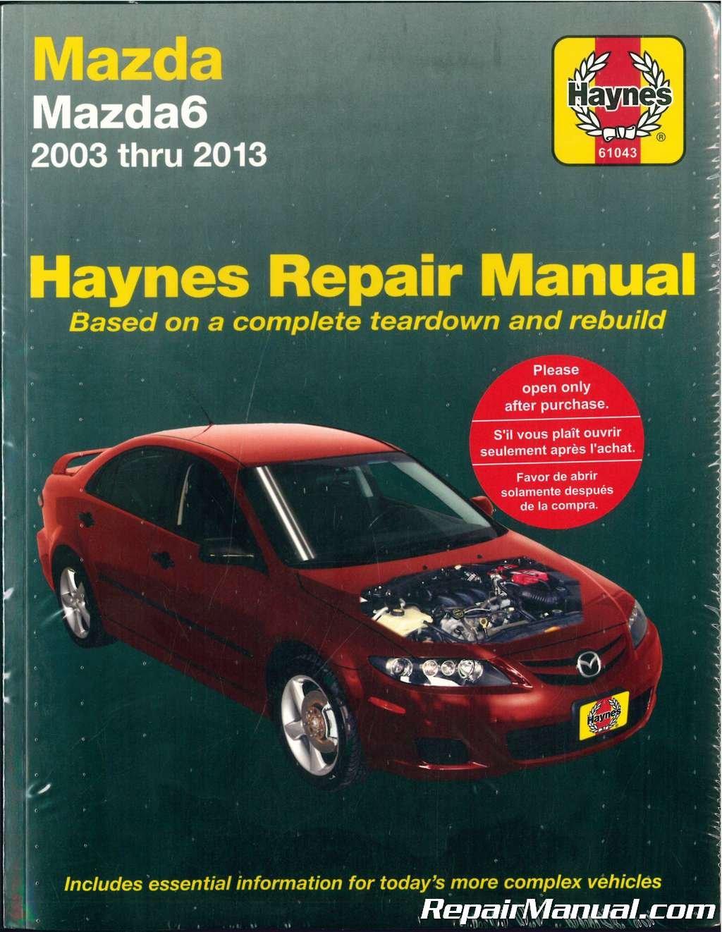 Mazda 3 Service Manual: General Procedures (Steering)