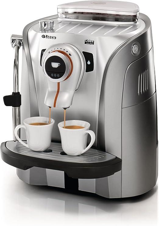 Philips Saeco Odea - Cafetera, gris: Amazon.es: Hogar
