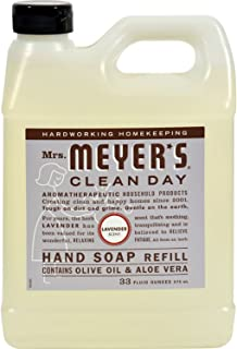 product image for Mrs. Meyer's Liquid Hand Soap Refill - Lavender - 33 Lf Oz - Case of 6