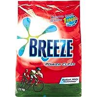 Breeze Power Clean Powder Detergent, Power Clean, 2.3 kg (Packaging may vary)