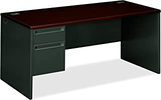product image for HON Pedestal Desk with Lock