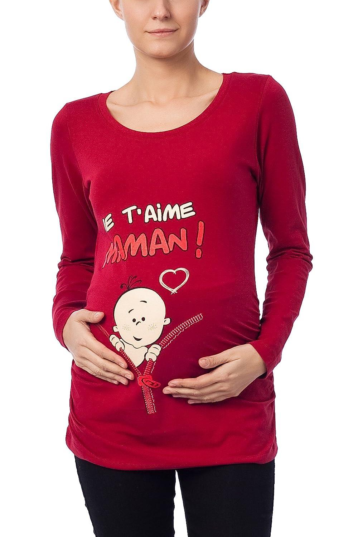 Xxl Dauerhafte Modellierung Umstandsmode Shirt Umstandsmode Blusen, Tops & Shirts