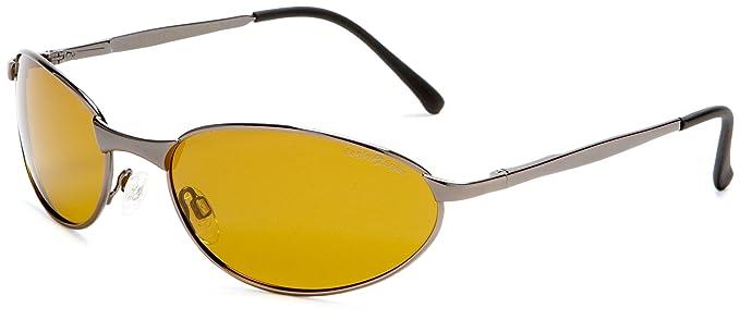 1f51b88c59f30 Amazon.com  Eagle Eyes Extreme Polarized Sunglasses - Aviator Style ...