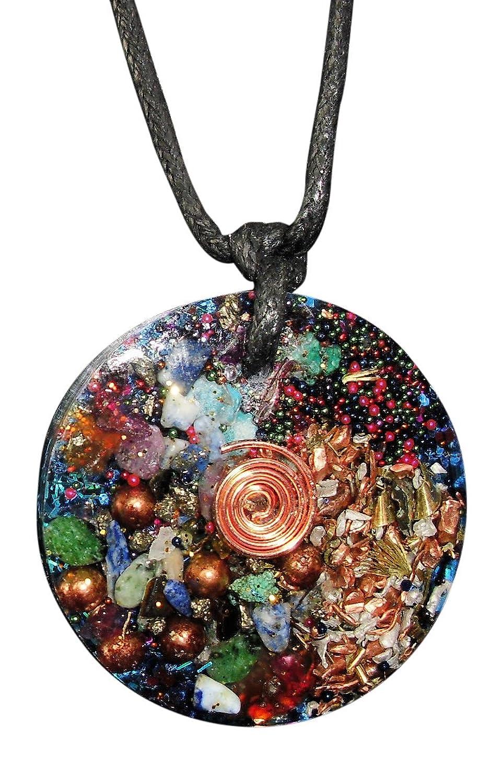 Orgone Energy Pendant Enhanced Design Jewelry
