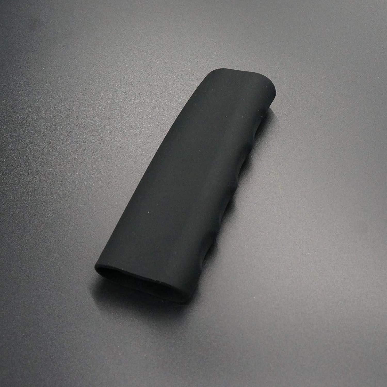 Black Hand Brake Cover Black Handbrake Cover Sleeve Handle Protector Universal Handbrake Lever Protector Soft and Non-Slip