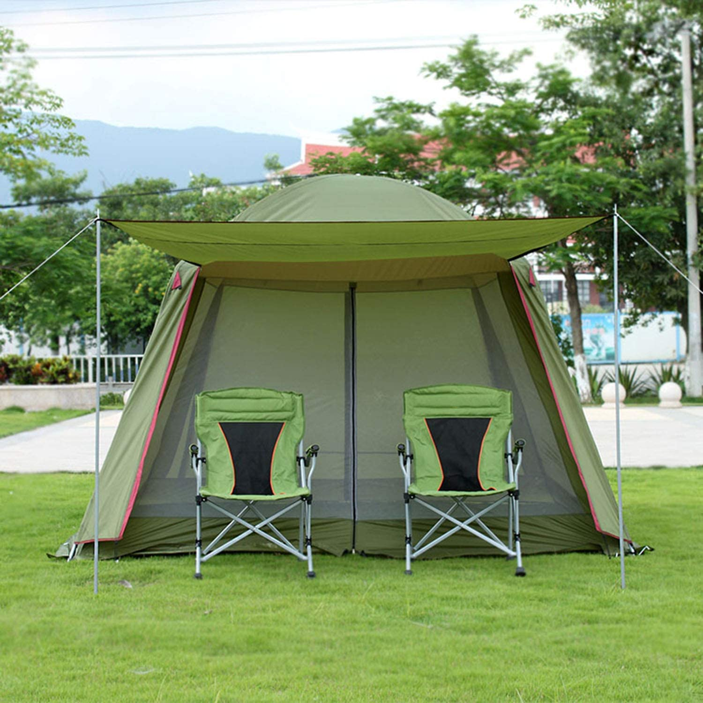 YXXHM- Pérgola al Aire Libre Camping Canopy Carpa Patio Fuyang ...