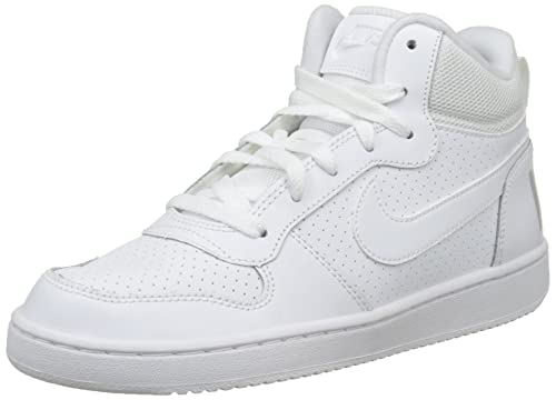 ee234ad9a232 Nike Girls Court Borough Mid (Gs) Basketball Shoes  Amazon.co.uk ...