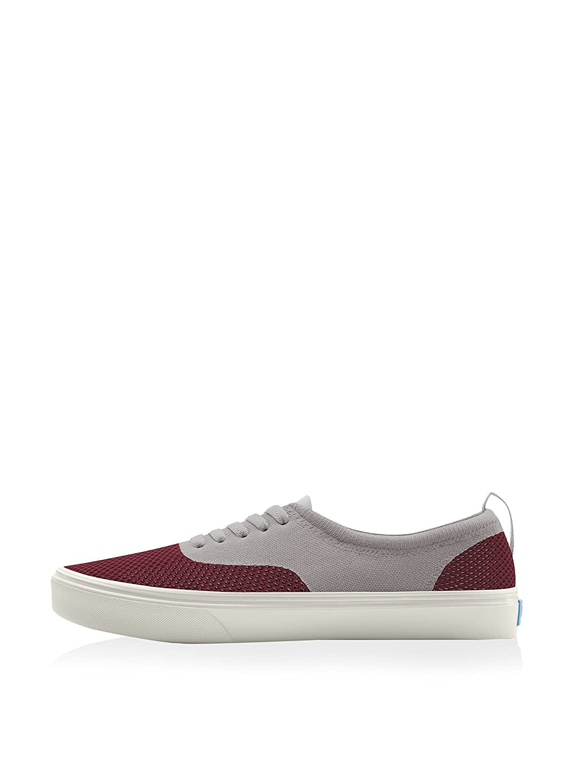 728e38875e0 People Men's The Stanley Knit Sneaker, Highland Red/Thunder Grey/White, 10  M US: Buy Online at Low Prices in India - Amazon.in