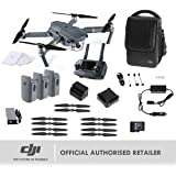 DJI Mavic Series Portable Drone, Black (DJIMVProCOM)