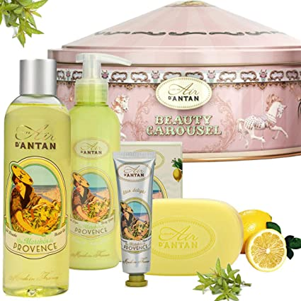 The Handmade Soap Company Hand Cream Set Lemons Hair & Beauty Salon