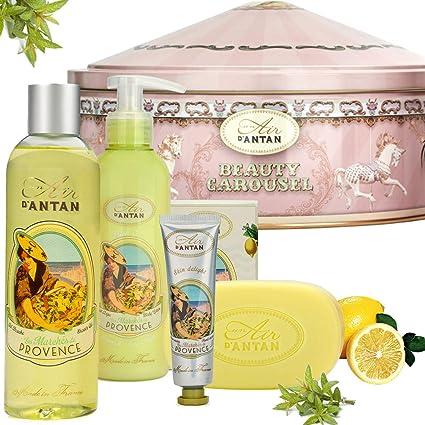Un Air dAntan® Caja Belleza Provence Mujer, 1 Jabon 100g, 1 ...