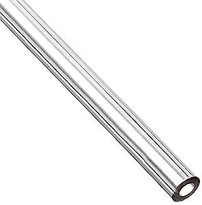 "ATP Vinyl-Flex PVC Food Grade Plastic Tubing, Clear, 1/8"" ID x 1/4"" OD, 100 feet Length"