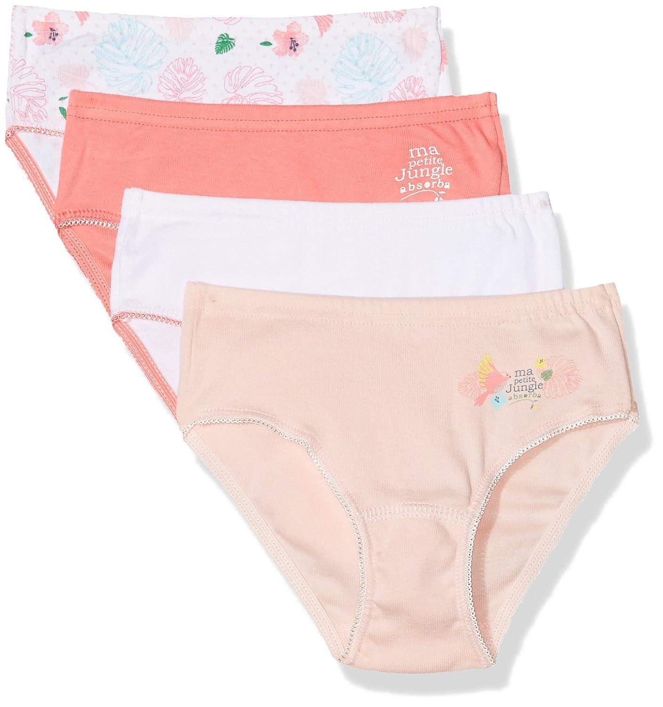 Slip Bambina Absorba Underwear Panties Pacco da 3