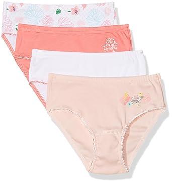 Absorba Underwear Girls Brief Pack of 3