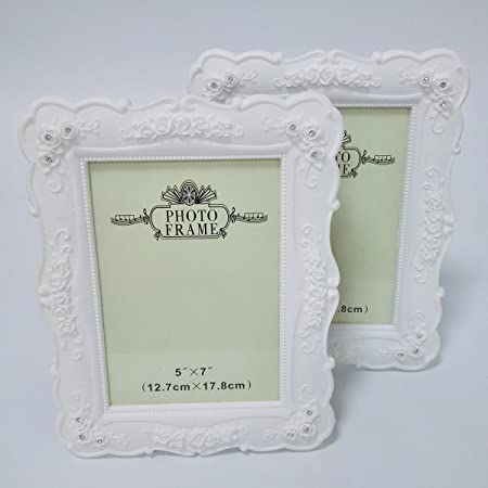 Set 2 Photo Frame For Wedding Certificate Familly and Baby Pictures ...