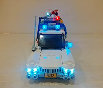 lego lighting. Ghostbusters Ecto-1 Lighting Kit For Lego 21108 (Car Not Included) Light Up