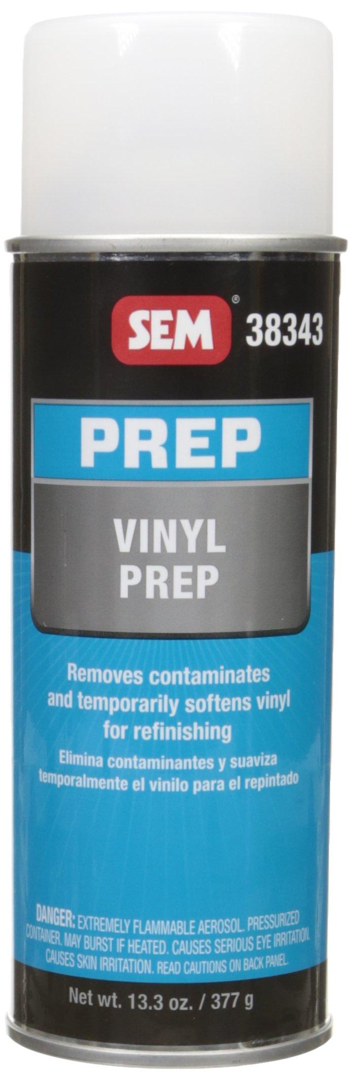SEM Paints SEM38343 Aerosol Spray (Vinyl Prep - 13.3 oz Can)