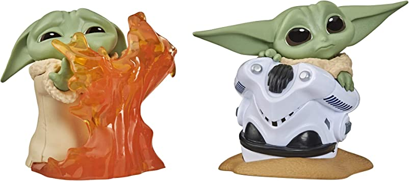 Star Wars BABY BOUNTIES HOLD ME /& BALL 2-Pack COLLECTORS GRADE MINT IN STOCK