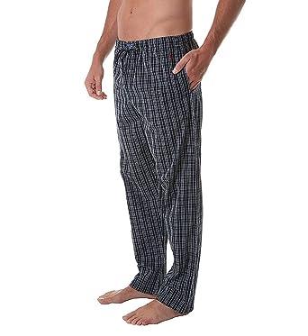 Polo Ralph Lauren Mens Woven Pajama Pants At Amazon Men S Clothing