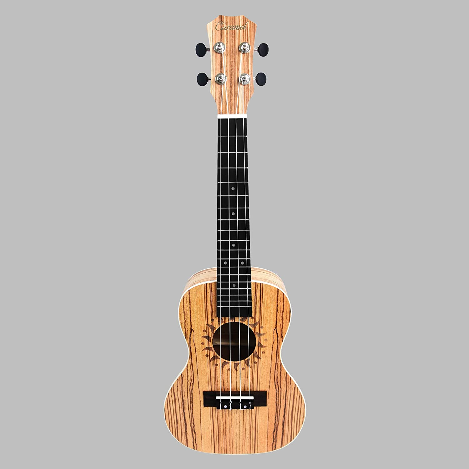 Caramel CT102A Zebra Wood Tenor