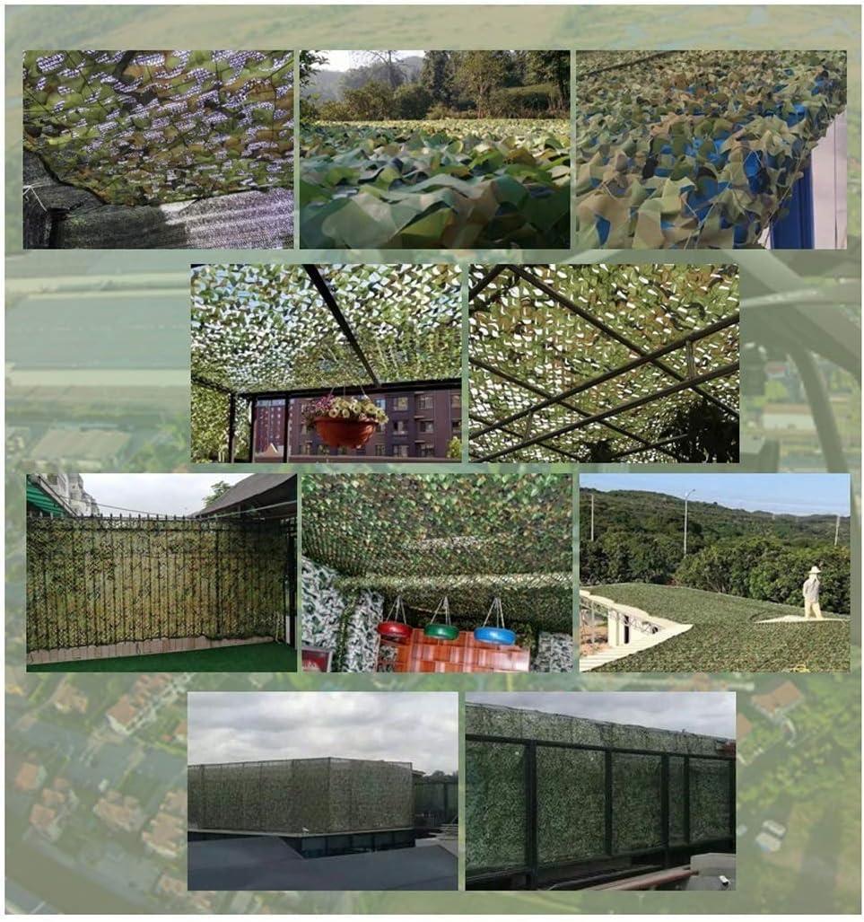 Vineyard Visera de camuflaje para exteriores, para exteriores, para camping, para exteriores, para observación de pájaros, protección de aire, multifunción, red de camuflaje, varios tamaños opcionales: Amazon.es: Hogar