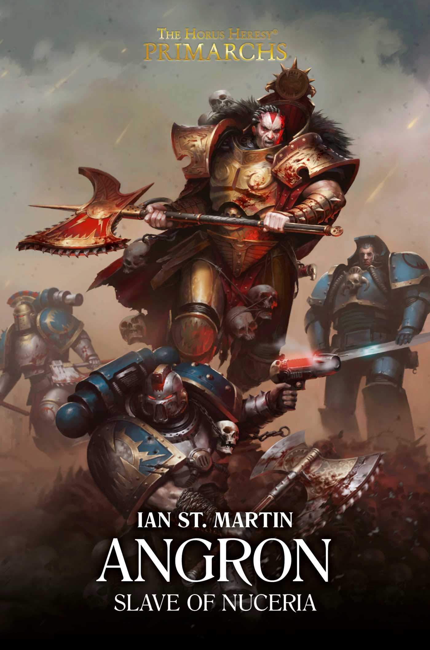 Slave of Nuceria (The Horus Heresy) - Ian St Martin