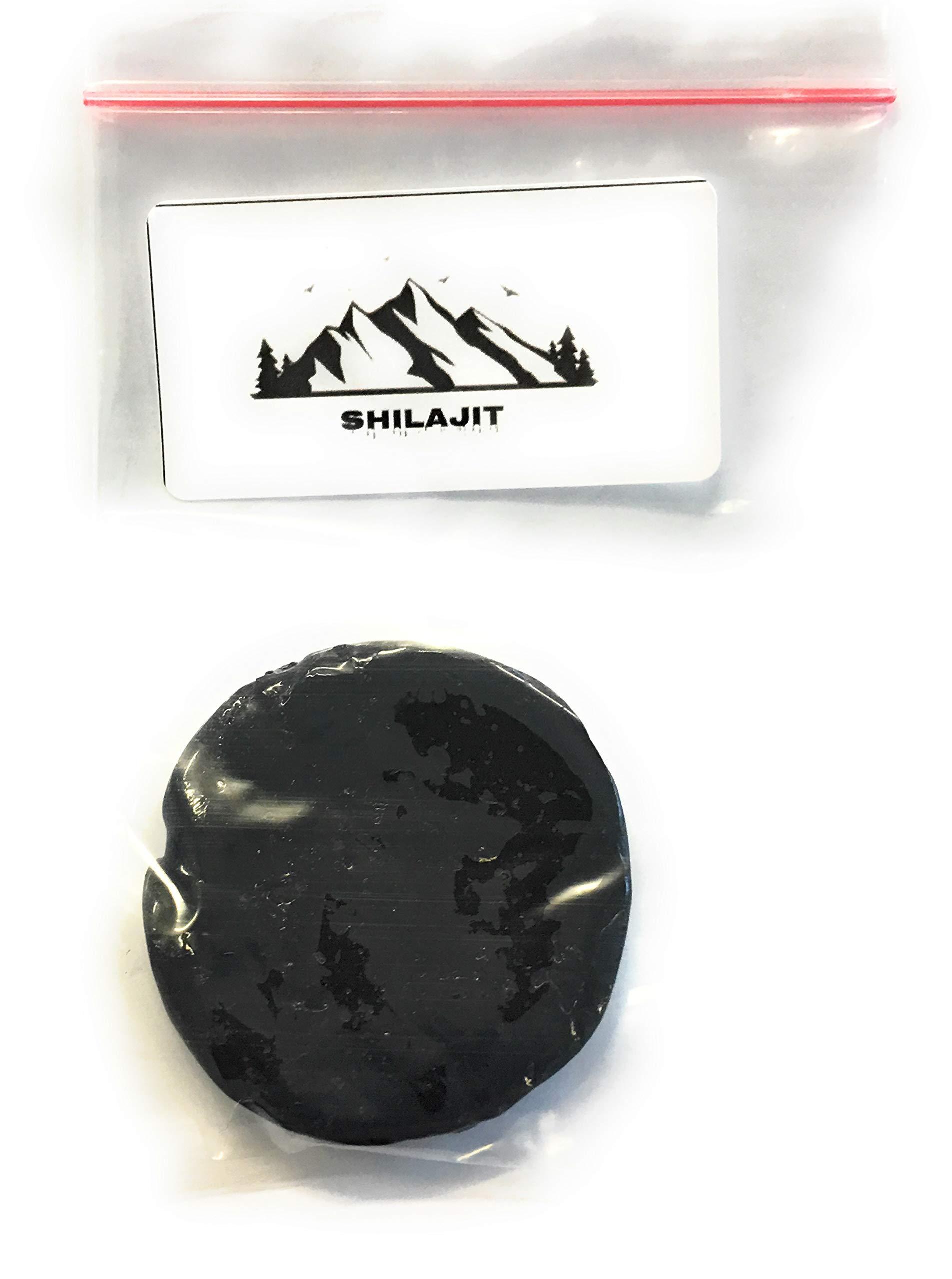 10 Grams Himalayan Shilajit