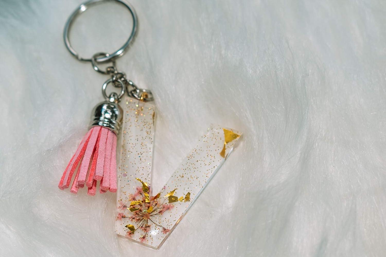 Flower keychain to be customized