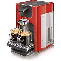 Philips Senseo HD7863/60 Quadrante Kaffeepadmaschine, 1,2L, klavierlack schwarz