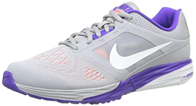 lowest discount best price low price NIKE WMNS TRI FUSION RUN, Damen Laufschuhe, Grau (lila/pink ...