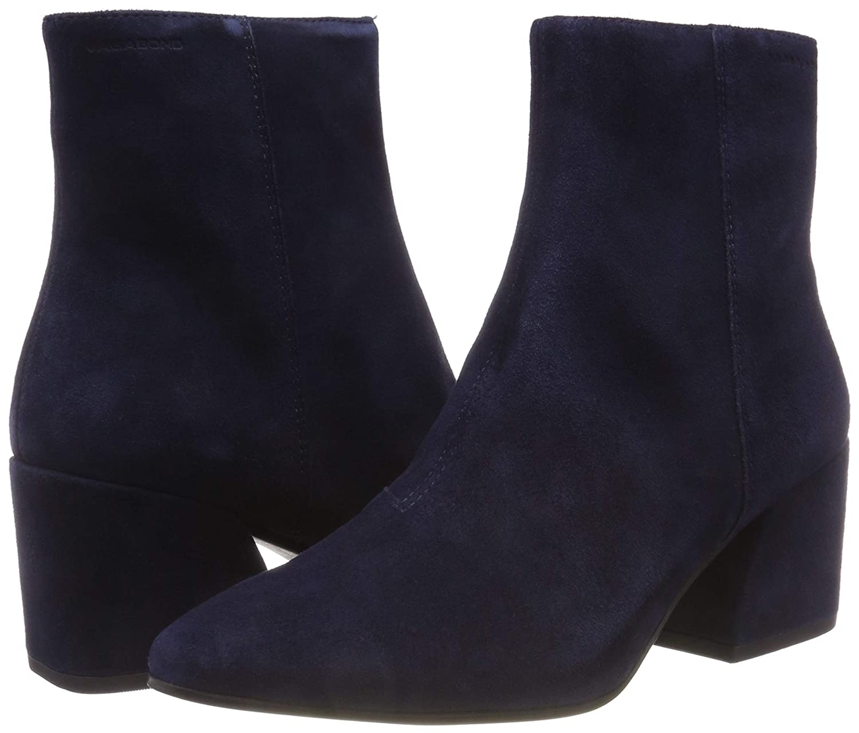 Vagabond Damen Olivia Stiefeletten Blau Blau) (Dark Blau) Blau 8bc2fe