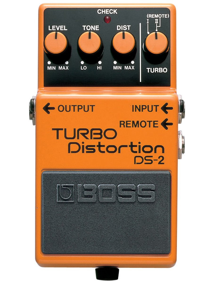 Boss Ds 2 Turbo Distortion Pedal Musical Instruments Bass Booster