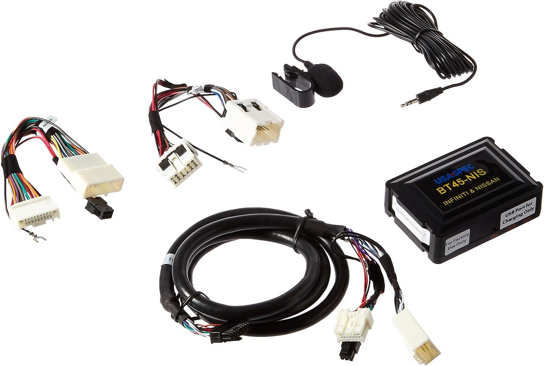 USA SPEC BT45-INFI ADDON BLUETOOTH ADAPTER CAR STEREO FOR INFINITI NISSAN ALTIMA