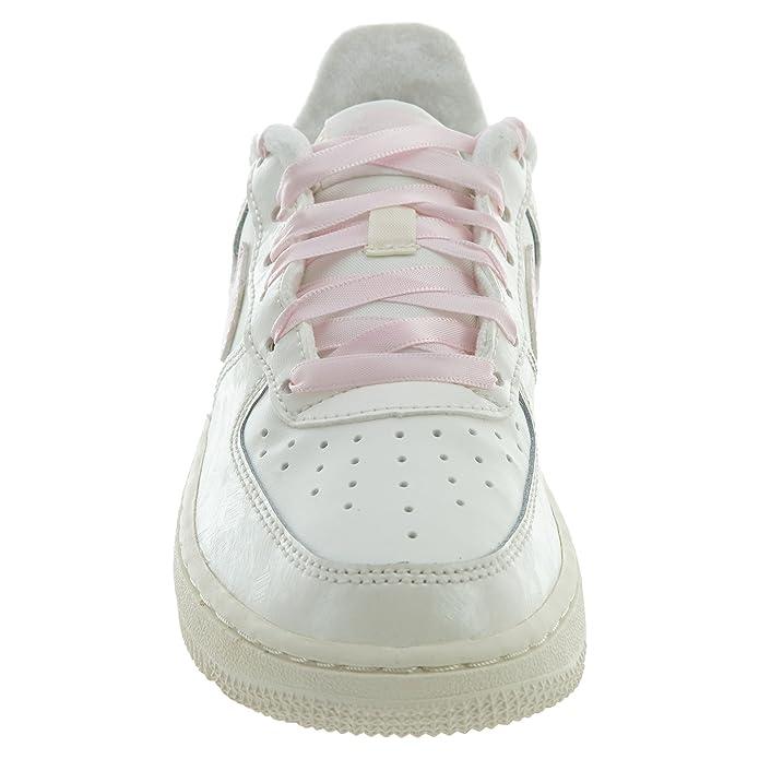 best website e2982 f5e41 Nike 314220-130, Baskets pour Fille Blanc Bianco Rosa  Amazon.fr  Chaussures  et Sacs