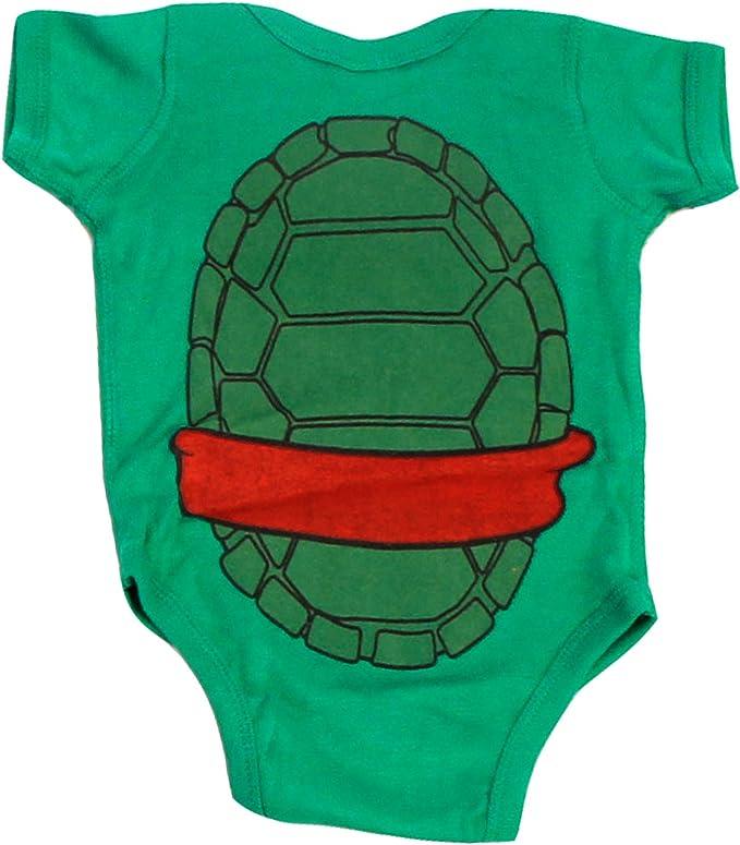 Amazon.com: Teenage Mutant Ninja Turtles Verde Disfraz ...