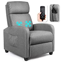 Deals on Giantex Recliner Chair for Living Room
