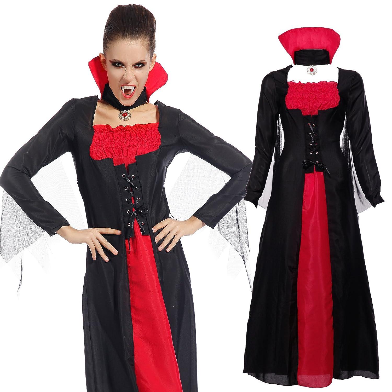 disfraz mujer dracula