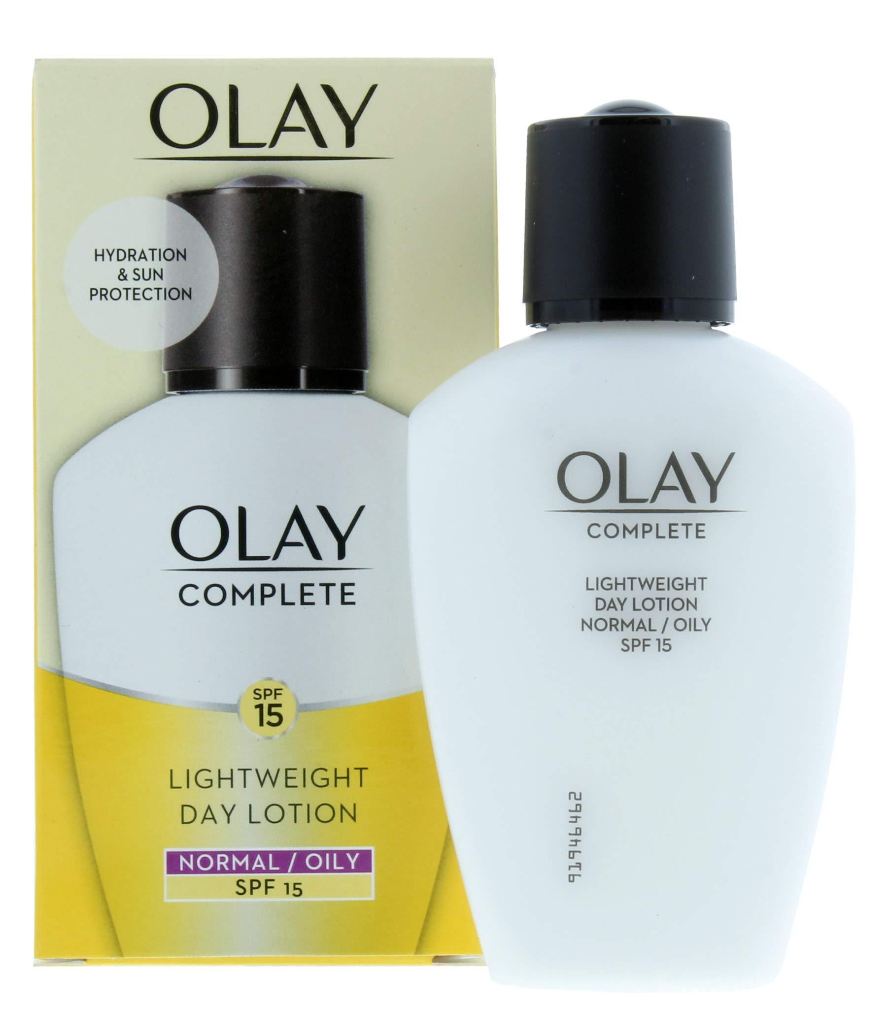 Olay Complete Care Day Fluid Moisturiser SPF 15, 100ml