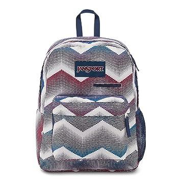 Amazon.com  JanSport Digibreak Laptop Backpack - Matrix Chevron ... 9c504dc681a61