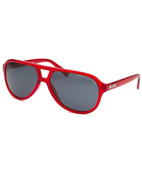 79699b9b Armani Exchange AX4011 803687 Red Samba Urban Attitude Disco ...
