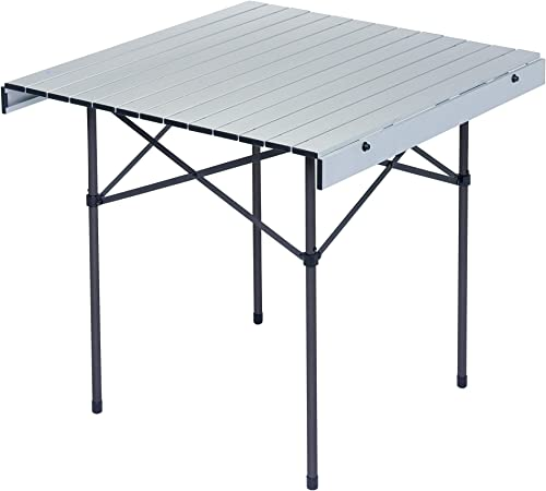 Rio Gear 30-Inch Portable Heat Resistant Camping Table with Carry Bag