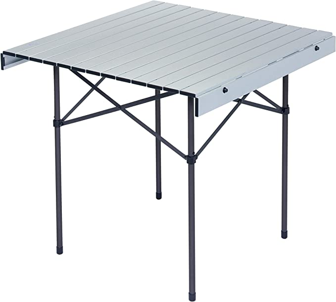 Rio Gear 30 Inch Portable Heat Resistant Camping Table With Carry Bag Sports Outdoors Amazon Com