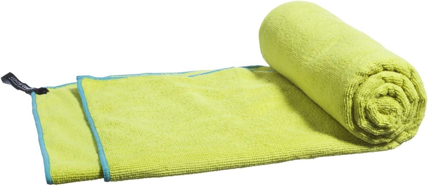 para deportes Toalla de microfibra viajes y caminatas LightDry extra absorbente y antibacteriana
