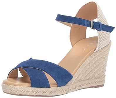 c3880a2dbfc Amazon.com   Nine West Women's Joydyn Espadrille Wedge Sandal   Shoes