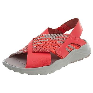 a6e4b8316000 Nike W AIR Huarache Huarache Ultra Womens Fashion-Sneakers 885118-602 9 - Solar  RED