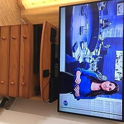 Soporte TV Universal Base de Televisor de Mesa para Pantalla Plana LCD LED OLED 4K 32-55